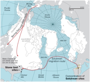 Over the Ice map